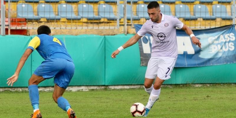 Kreković zabio, Kosić asistirao za pobjedu U-20 Hrvatske