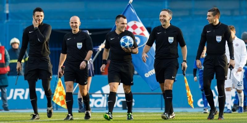 Ivan Bebek will again officiate Croatian derby