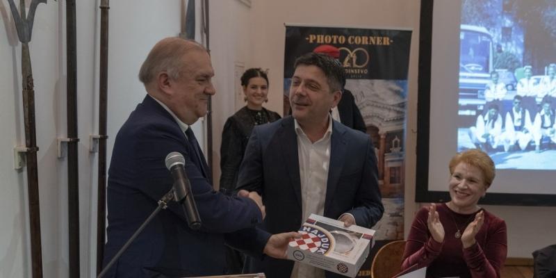 Hajduk uveličao proslavu KUD-a Jedinstvo