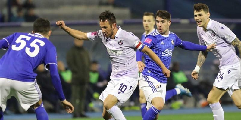 Dinamo - Hajduk 1:1