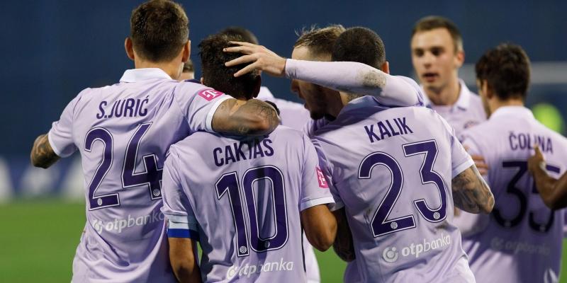 Dinamo II - Hajduk II 1:0