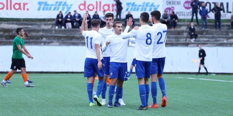 Uvjerljiva pobjeda juniora nad Lokomotivom