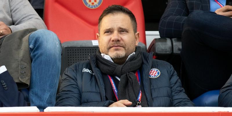 Christian Argurio više nije voditelj skautske službe HNK Hajduk