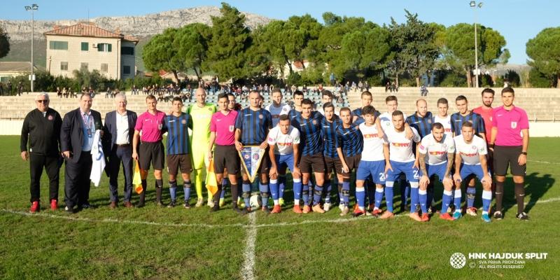 Vranjic: Omladinac - Hajduk 0:1