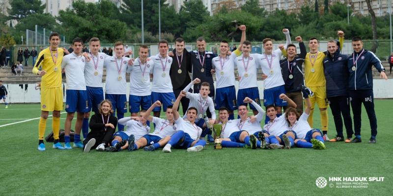 Hajduk osvojio regionalni Kup u sve tri kategorije