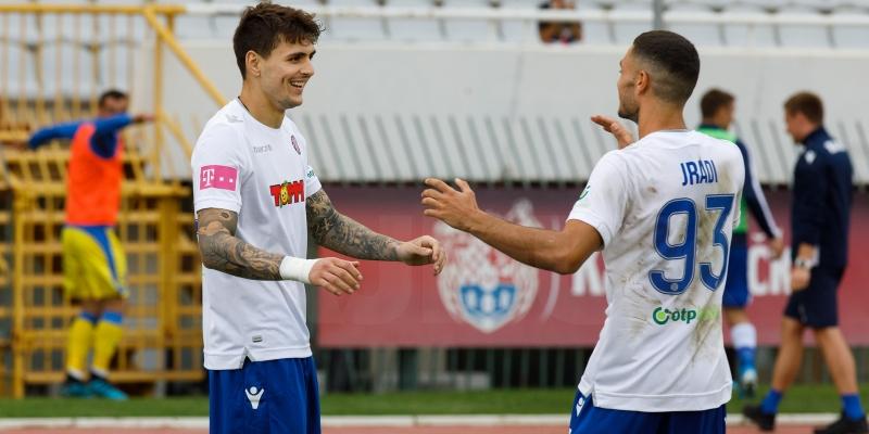 Hajduk - Inter Zaprešić this Saturday in Zaprešić