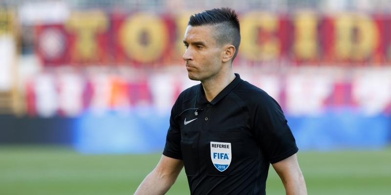 Mario Zebec to officiate Inter Zaprešić - Hajduk