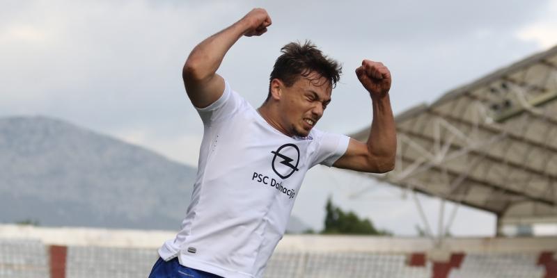Hajduk II beat Šibenik at Poljud
