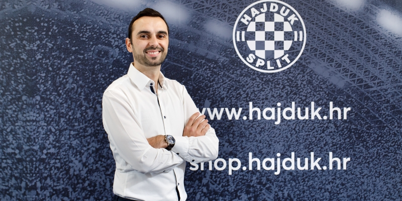 Ivan Kepčija new HNK Hajduk Sports Director