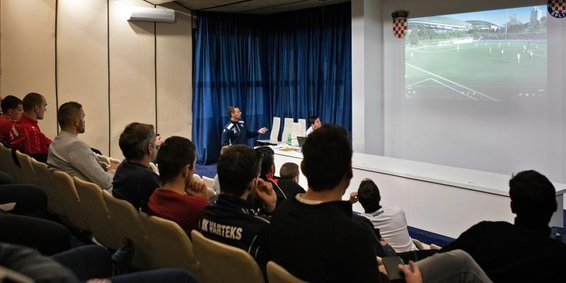 Na Poljudu održane edukacije za trenere klubova partnera