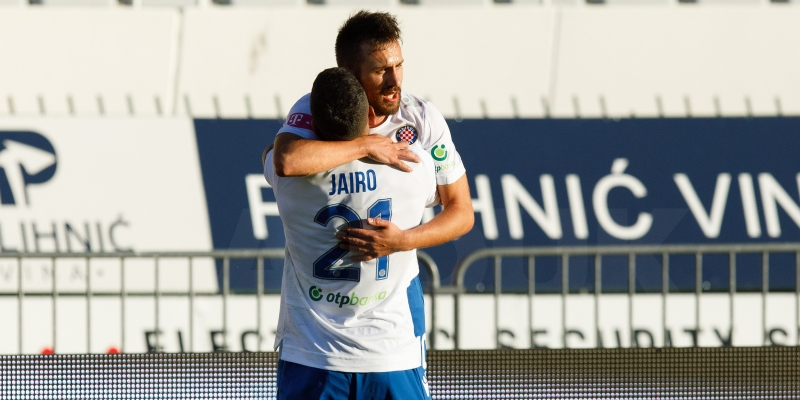 Mid-season analysis: Jairo and Caktaš scored most goals, Jradi collected most assists...