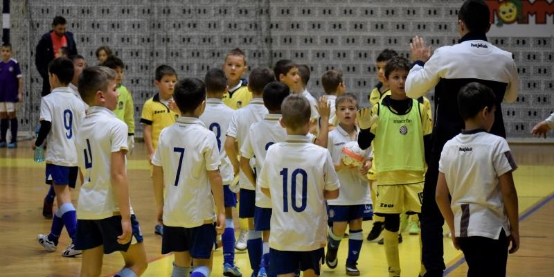 """Na Gripama održan prvi """"Hajduk Tommy Futsal Cup"""" za U-9 generaciju"""