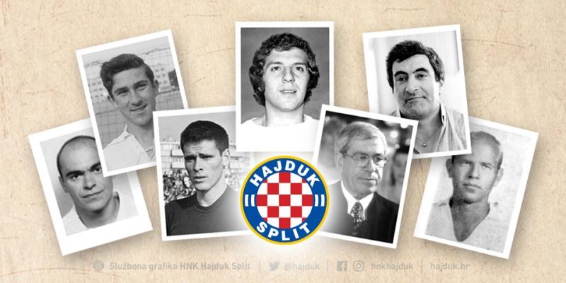Hvala Vam na svemu što ste dali Hajduku!