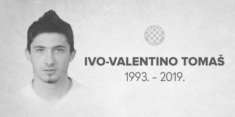 Tragično preminuo Ivo-Valentino Tomaš