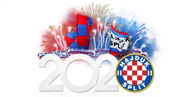 Sretna nova 2020. godina!