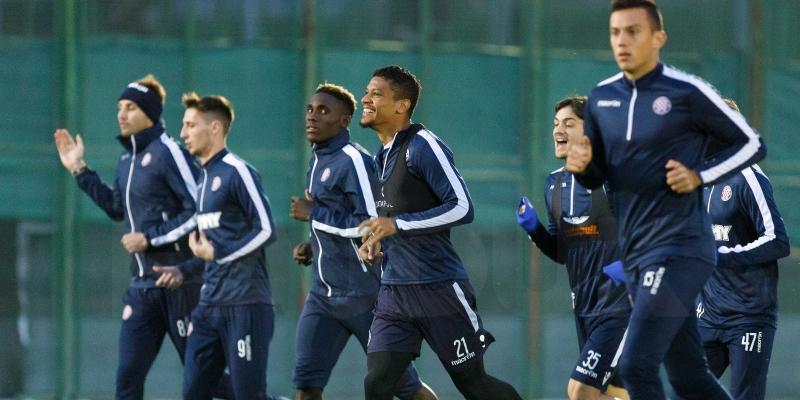 Mid-season preparation under new head coach Tudor start on Sunday