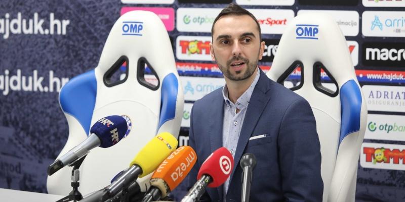 Sportski direktor Kepčija uoči početka priprema za nastavak sezone