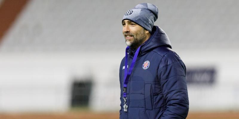 Hajdukovci odradili prvi trening pod vodstvom trenera Tudora