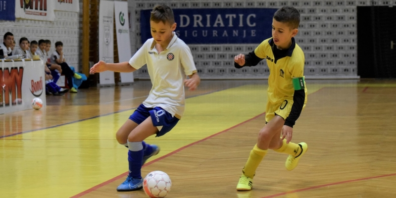 Hajduk Tommy Futsal Cup: U subotu se na Gripama održava drugi turnir
