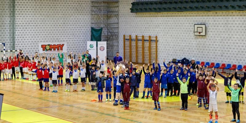 Second Hajduk Tommy Futsal Cup took place in Split