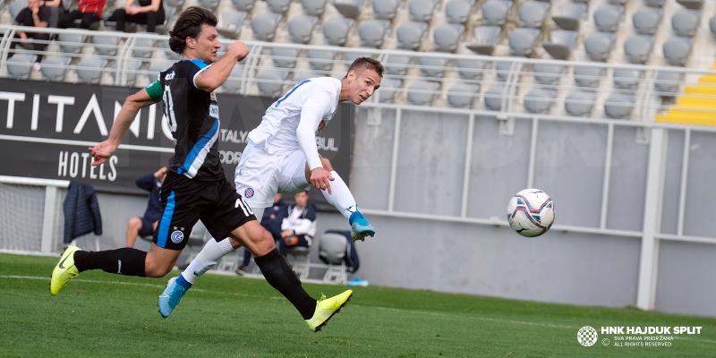 Match highlights: Hajduk - Grasshopper 1:1