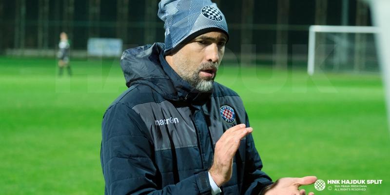 Trener Tudor: Momci su jako fokusirani, naporno rade i dobro usvajaju nove stvari