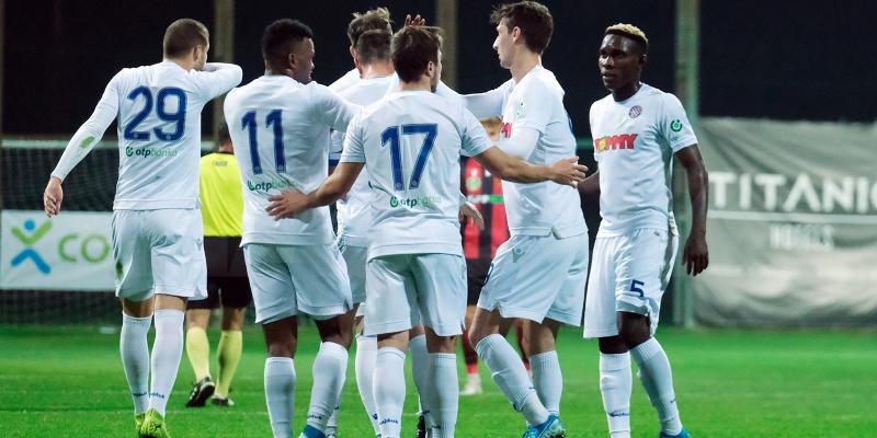 Hajduk danas od 15 sati igra protiv Vardara