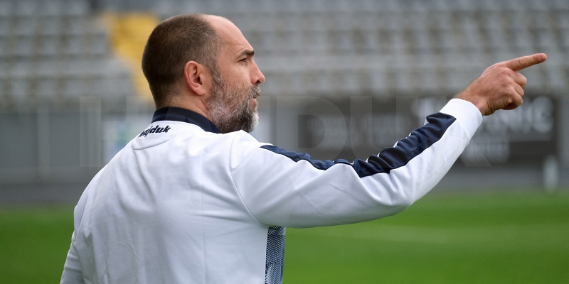 Trener Tudor: Vardar je protivnik po mjeri, odigrali smo jako dobru utakmicu