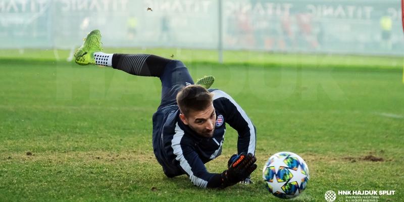 Pogledajte kako je izgledao trening Bijelih uoči utakmice s Dinamom iz Kijeva