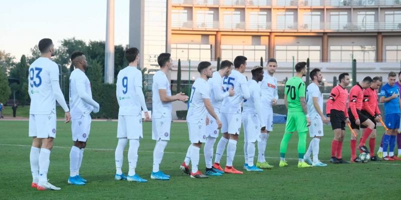 Hajduk - Dinamo Kyiv 1:0