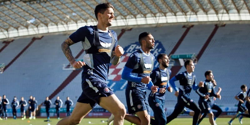 First team returned to Split