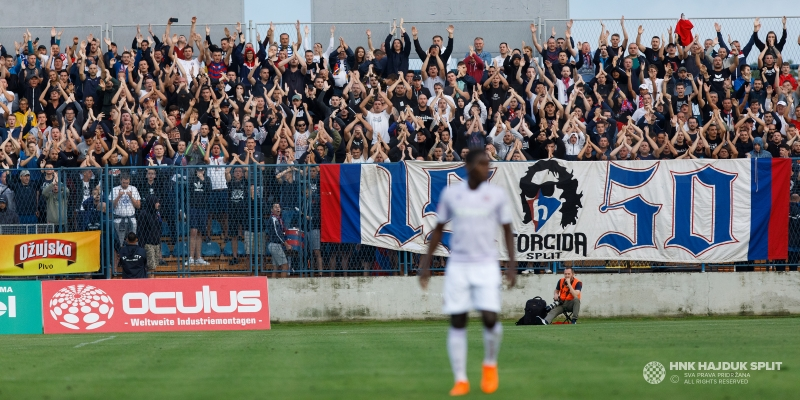 Rasprodan kontigent ulaznica za utakmicu Varaždin - Hajduk