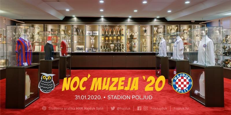 Posjetite Poljud u Noći muzeja!