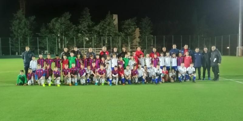 Selekcija mlađih kategorija u Makarskoj