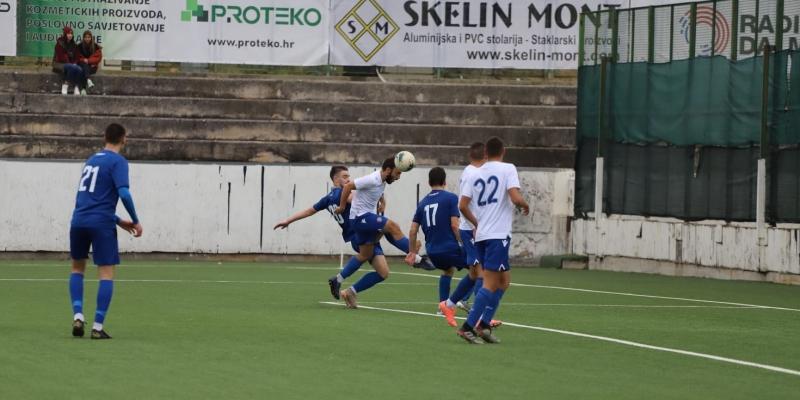 Pobjeda juniora protiv Dugopolja
