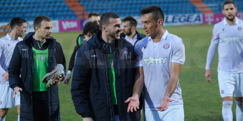 Stipe Radić: We demonstrated what we practiced during the winter break