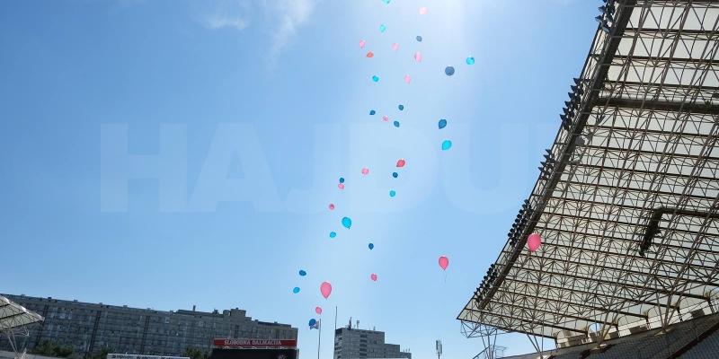 It's our birthday: Hajduk against Lokomotiva on Saturday at Poljud!