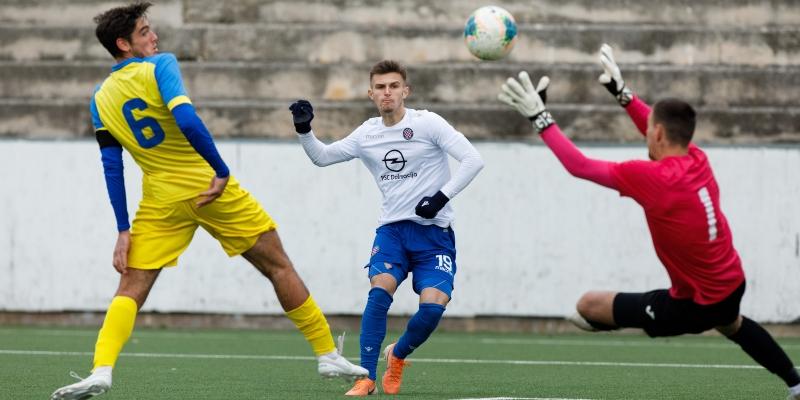 Hajduk II pobijedio Solin u utakmici s 10 pogodaka