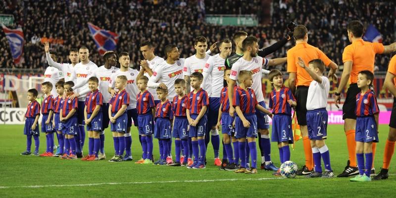 Split: Hajduk - Lokomotiva 1-0