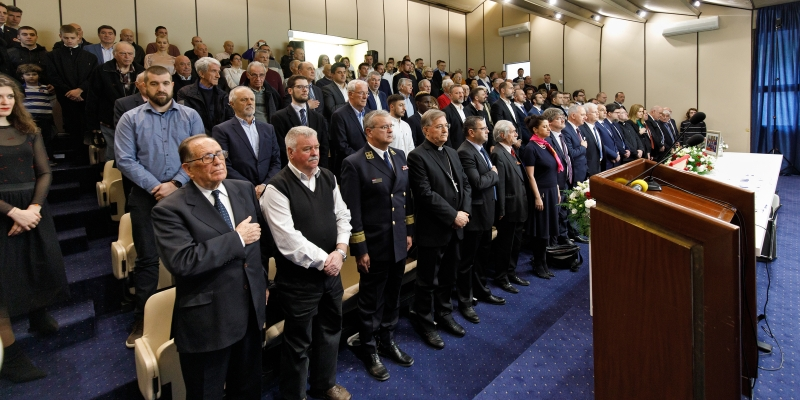 Central part of Hajduk's 109th birthday celebration