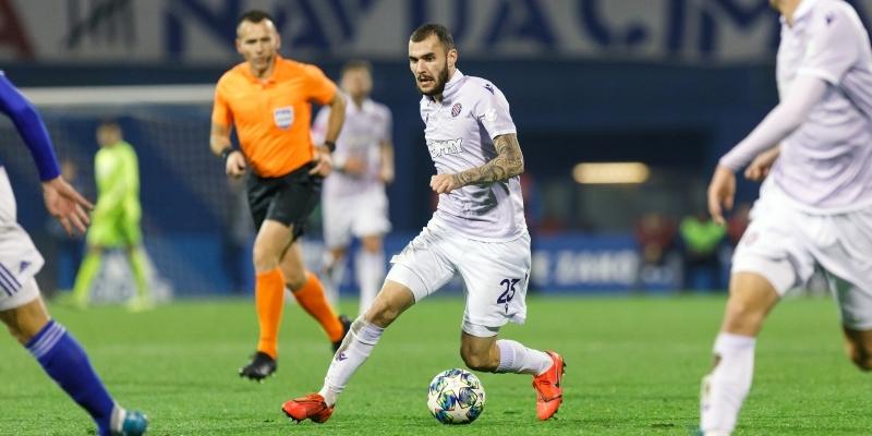 Anthony Kalik više nije igrač Hajduka
