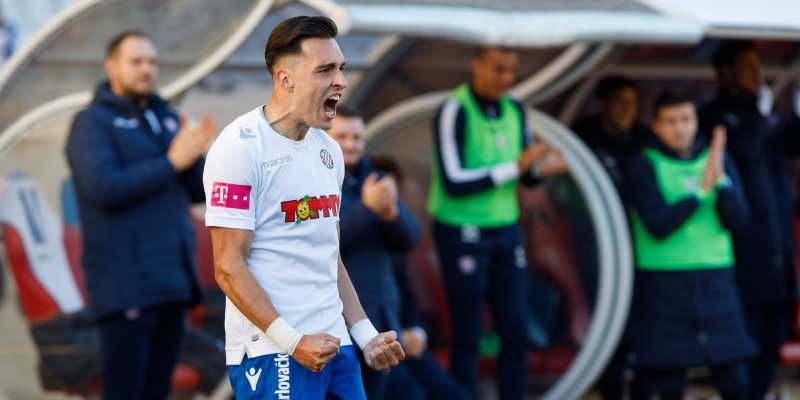 Leon Kreković about the game with Gorica