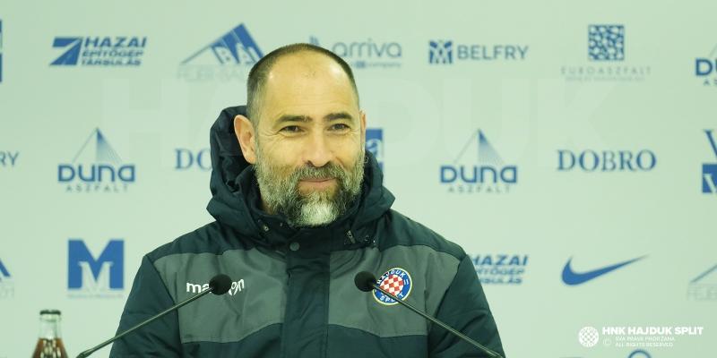 Coach Tudor's post-match press conference in Osijek