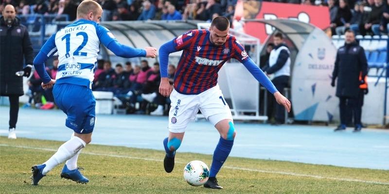 Nihad Mujakić about the game in Osijek
