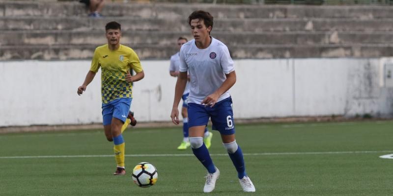 Pobjeda juniora Hajduka u Rijeci