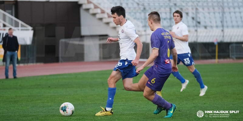 Poraz Hajduka II od Dubrave