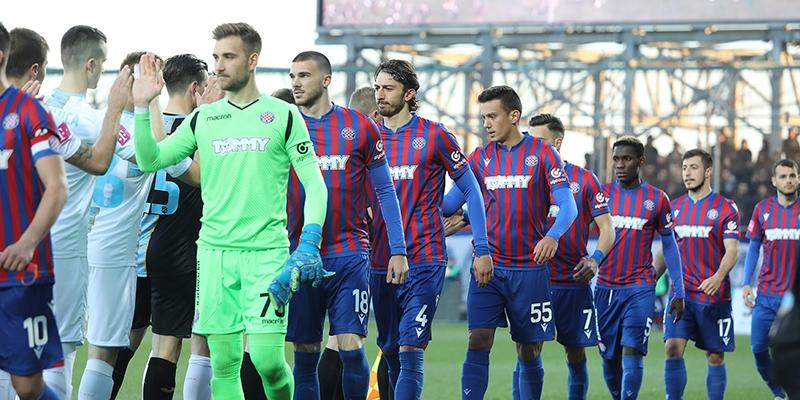Rijeka - Hajduk 2:0