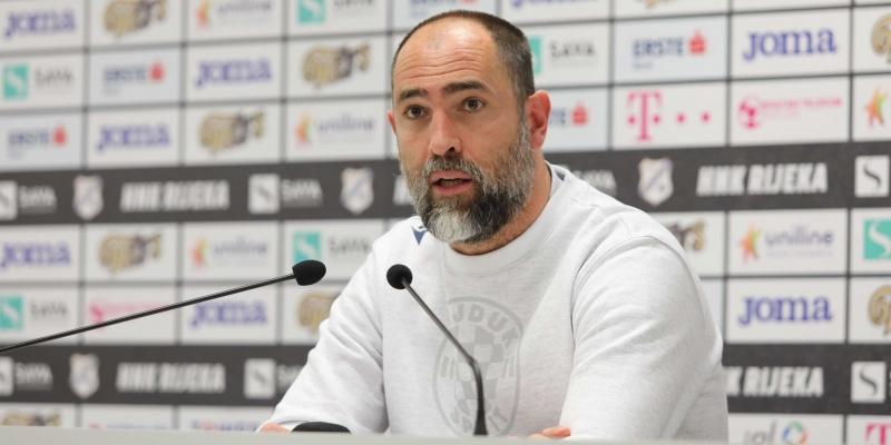 Igor Tudor's post-match press conference