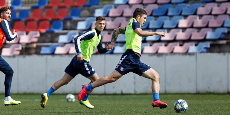 Hajdukovci odradili dva treninga u četvrtak i petak
