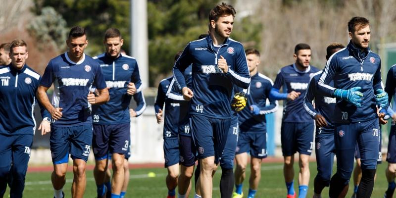 Sportski direktor Kepčija: Svi igrači su dobili individualni program i raspored treninga